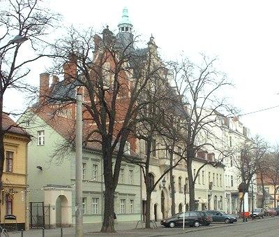 Bilder aus der Bölschestraße